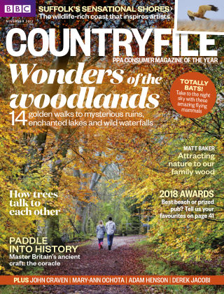 BBC Countryfile November 2017