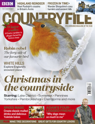 BBC Countryfile December 2017