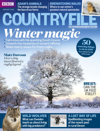 BBC Countryfile January 2018