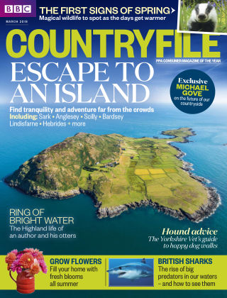 BBC Countryfile March 2018