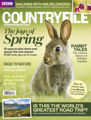 BBC Countryfile April 2018