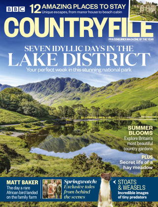 BBC Countryfile June 2018
