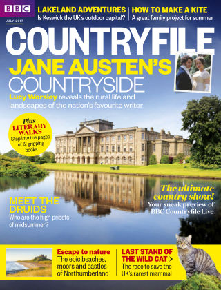 BBC Countryfile July 2018