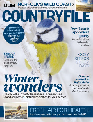 BBC Countryfile January2019