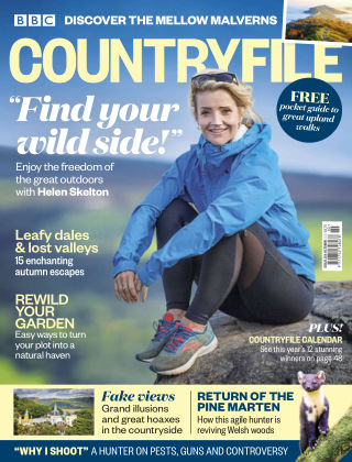 BBC Countryfile October 2019