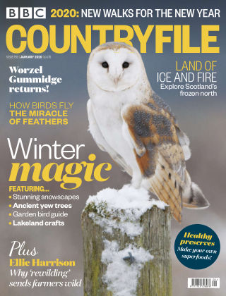 BBC Countryfile January2020