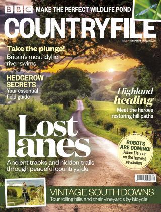 BBC Countryfile September2020