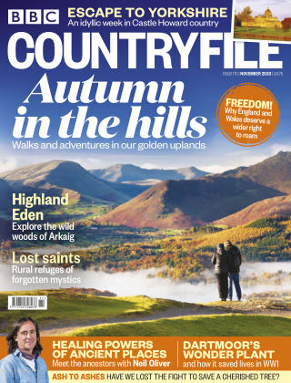BBC Countryfile November2020
