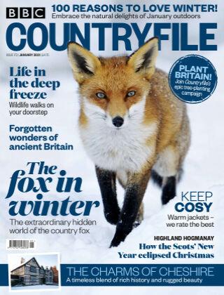 BBC Countryfile January2021