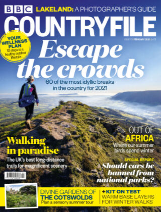 BBC Countryfile February2021