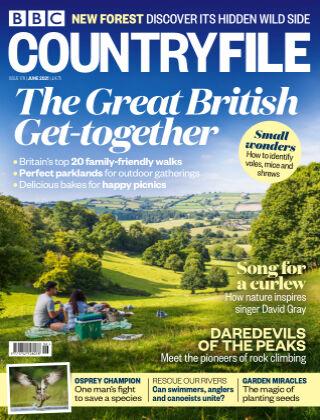 BBC Countryfile June2021