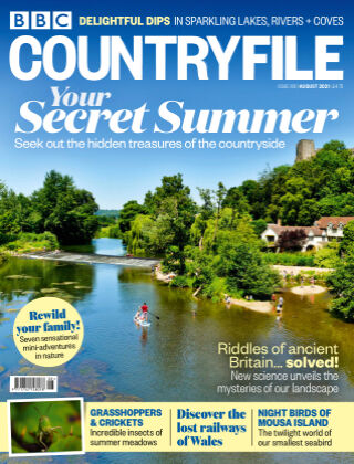 BBC Countryfile August2021