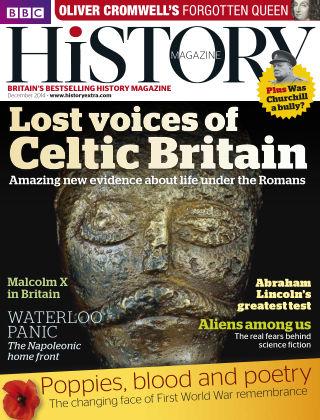 BBC History Dec 2014