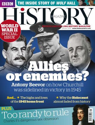 BBC History Jan 2015
