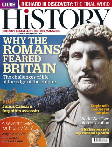 BBC History February 26, 2015 00:00
