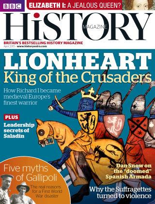 BBC History Apr 2015