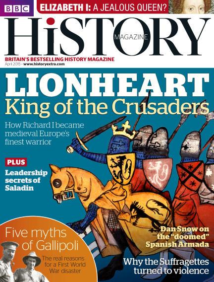BBC History March 26, 2015 00:00