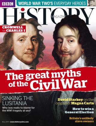 BBC History May 2015