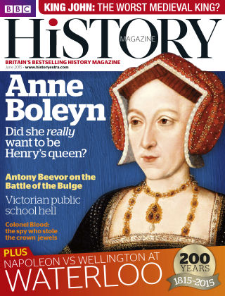 BBC History June 2015