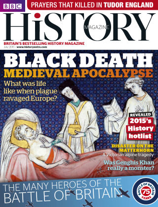 BBC History Jul 2015