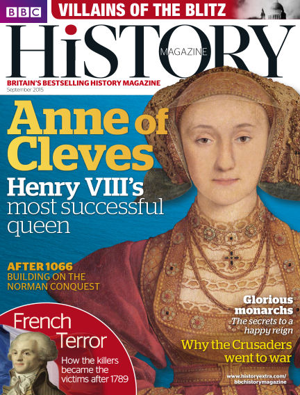 BBC History August 13, 2015 00:00