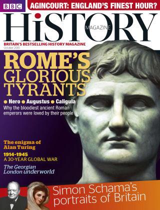 BBC History Oct 2015