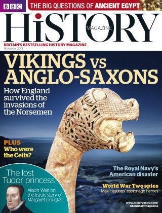 BBC History Nov 2015