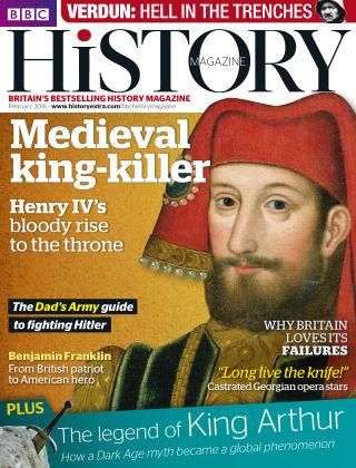 BBC History Feb 2016