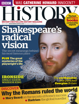 BBC History Apr 2016