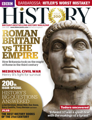 BBC History June 2016