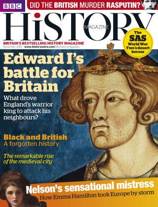BBC History December 2016