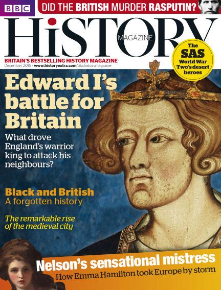 BBC History November 04, 2016 00:00