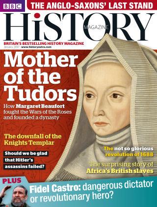 BBC History January 2017
