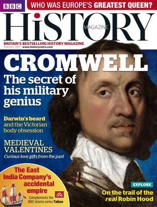 BBC History February 2017