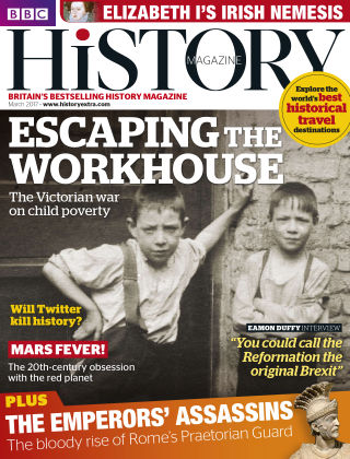 BBC History Magazine March 2017