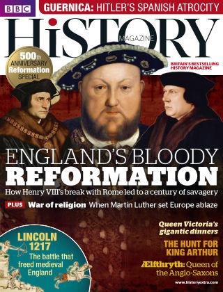 BBC History May 2017