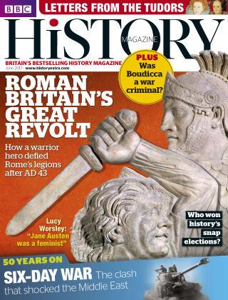 BBC History June 2017