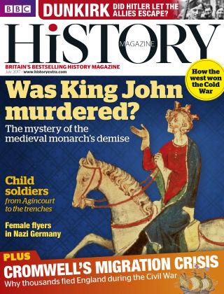 BBC History July 2017