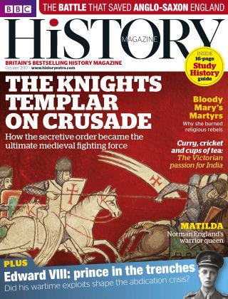 BBC History October 2017