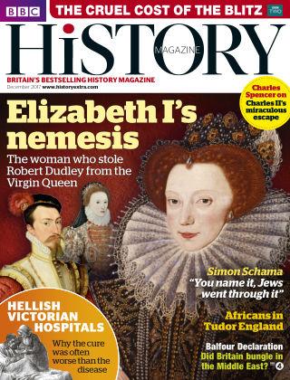 BBC History December 2017