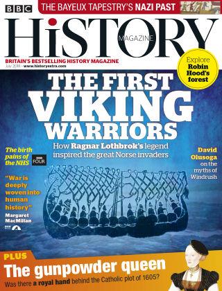 BBC History July 2018