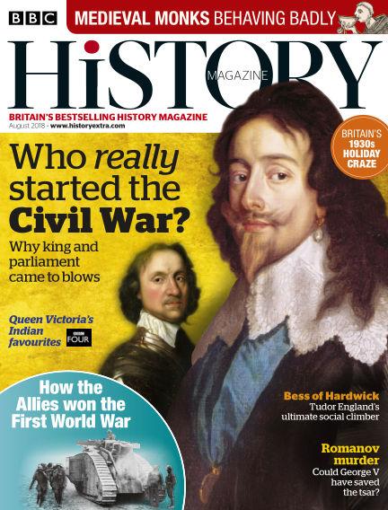 BBC History July 12, 2018 00:00