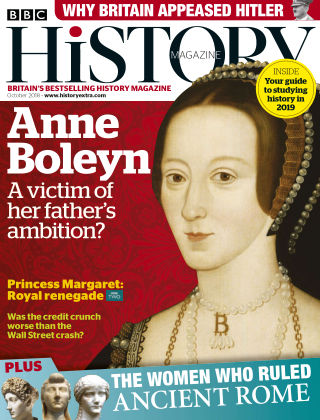 BBC History October2018