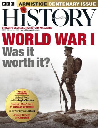 BBC History November2018