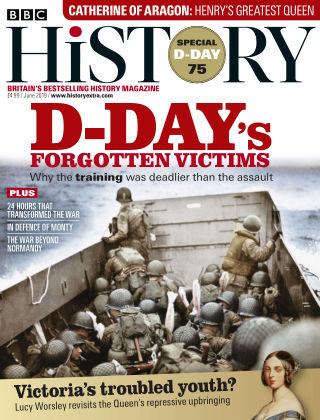 BBC History June2019