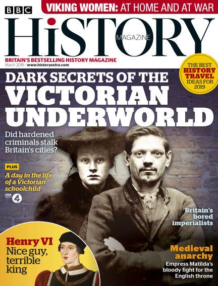 BBC History February 21, 2019 00:00