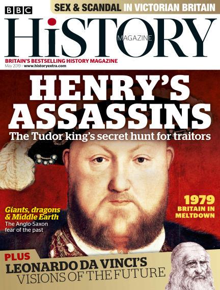 BBC History April 18, 2019 00:00
