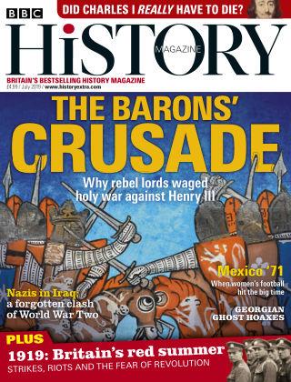 BBC History July2019