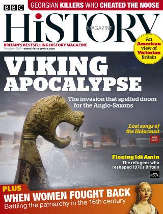 BBC History February2019
