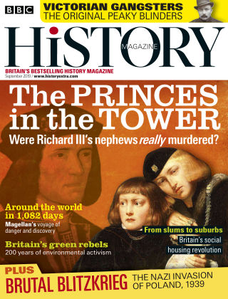 BBC History September2019